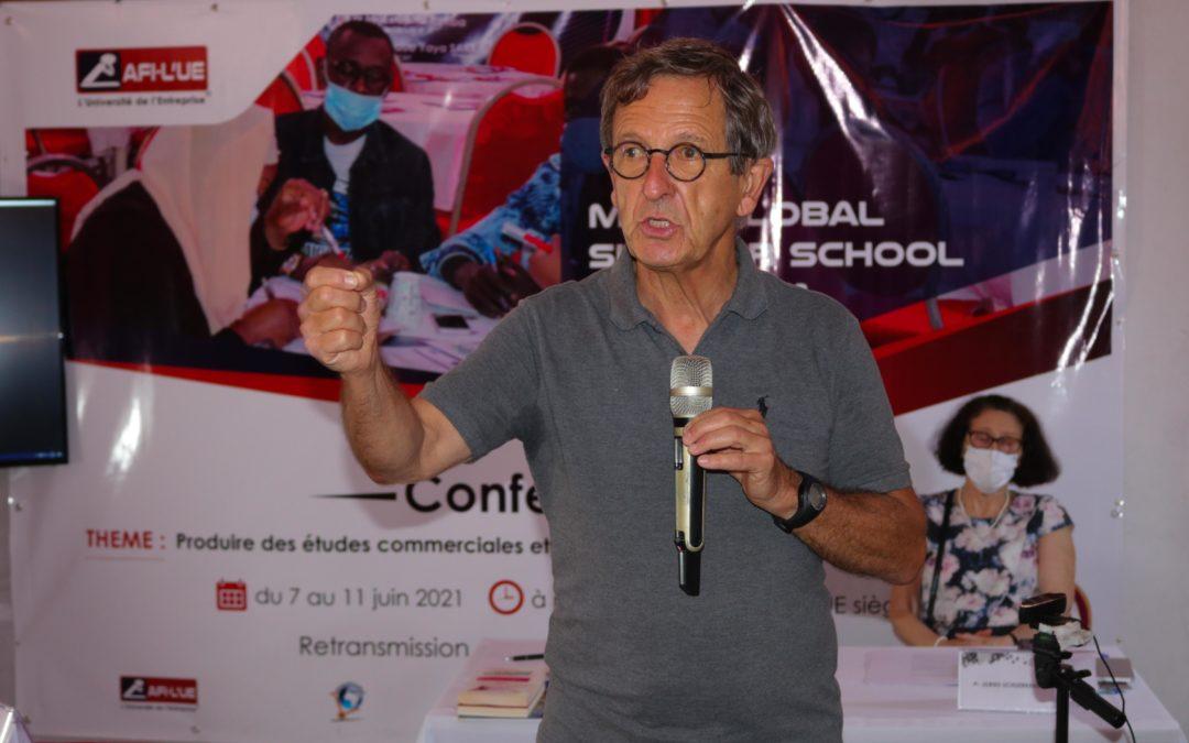 Conférence – Summer school juin 2021