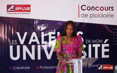 Concours de plaidoirie – Les valeurs de mon université